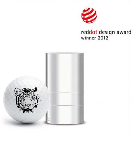 Tampon personnalisable pour balle de golf CMB 25
