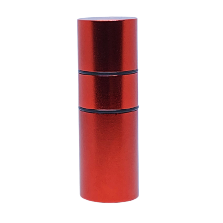 Tampon pour personnaliser ses balles de golfs CMB RED 12 MM de face