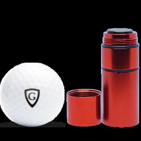 Tampon pour personnaliser ses balles de golfs CMB RED12 MM
