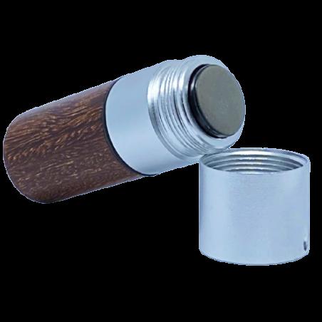 Marqueur personnalisable CMB rosewood 12 mm pour balle de golf de 3/4