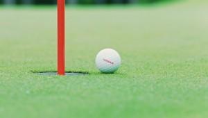 La balle de golf télécommandée