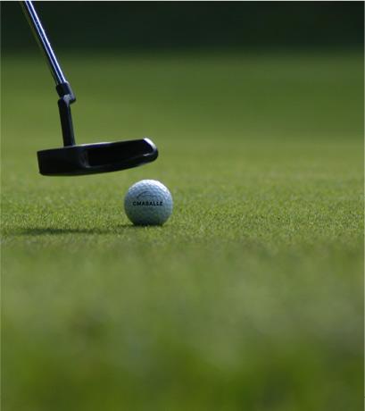 tampon, marqueur personnalisé pour balle de golf